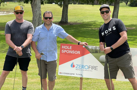 Zero Fire_Golf Day